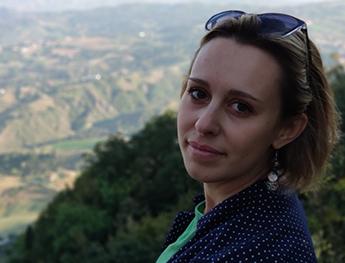 Claire Dumon - Personal Assistant to Luigi Orlandini