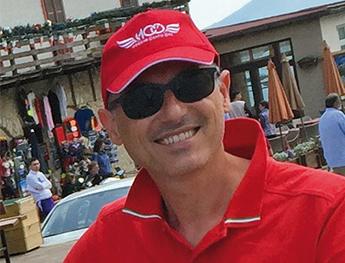 Luigi Orlandini - Chairman & CEO