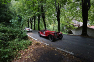 The Terre Di Canossa International Classic Car  Challenge 2020: the 10th edition comes to a close
