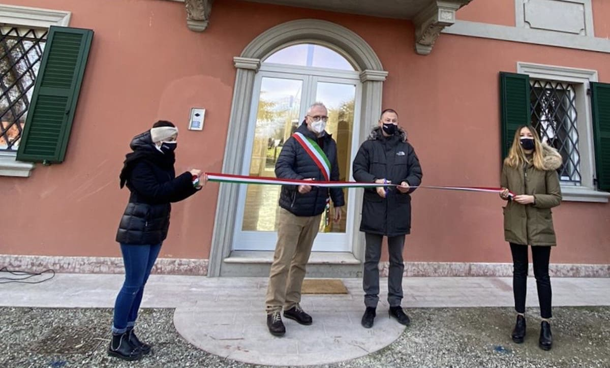 Opening Ceremony of Casa Canossa
