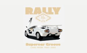 Live Fast 8Js Rally, an unconventional driving experience
