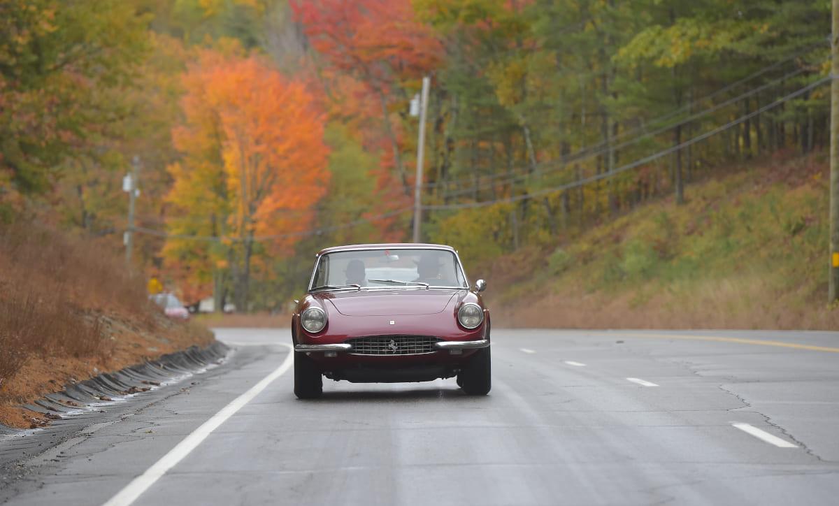 Il conto alla rovescia è iniziato! Manca meno di un mese all'inizio della seconda edizione del Fall Rallye New England presentato da Canossa Events