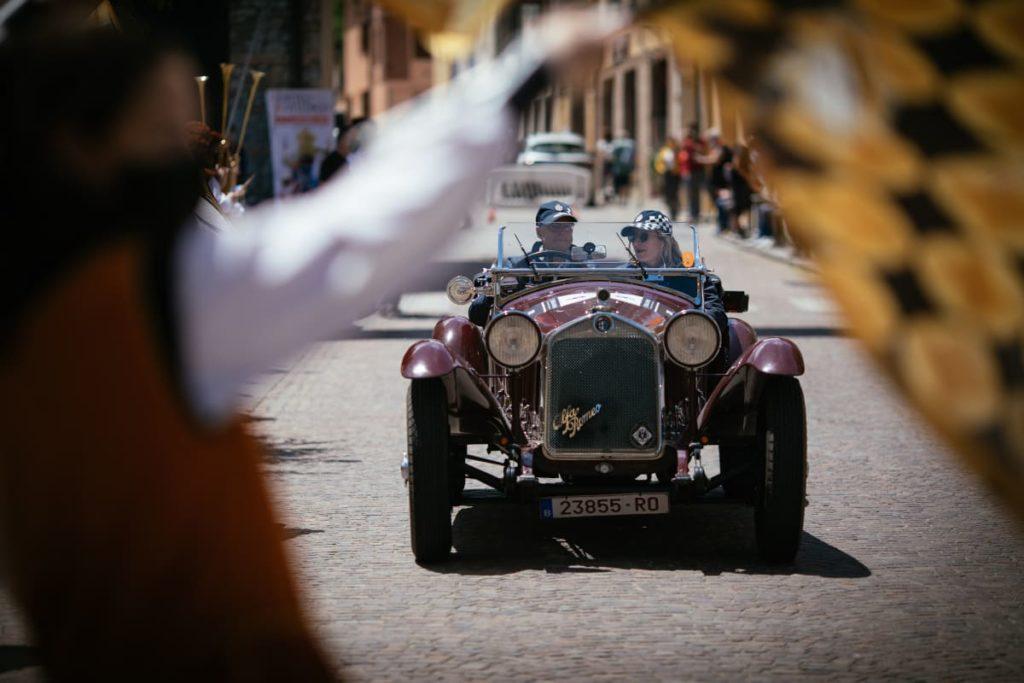 Terre di Canossa 2021, classic cars roadtrip experience across Italy's roads